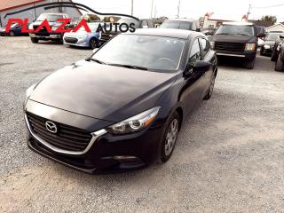 Used 2018 Mazda MAZDA3 Sport GX AUTO for sale in Beauport, QC