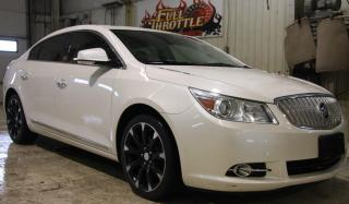 Used 2010 Buick LaCrosse CXS for sale in Saskatoon, SK