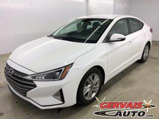 Used 2020 Hyundai Elantra Preferred MAGS CAMÉRA BLUETOOTH VOLANT CHAUFFANT for sale in Shawinigan, QC