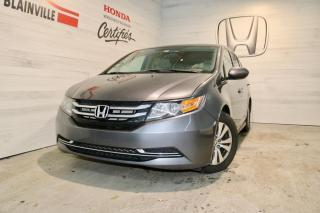 Used 2016 Honda Odyssey EX for sale in Blainville, QC