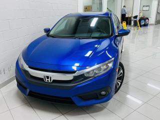 Used 2016 Honda Civic EX-T 4 portes CVT for sale in Chicoutimi, QC