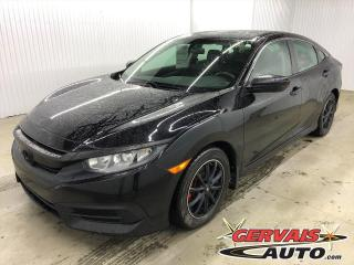 Used 2016 Honda Civic DX MAGS CAMÉRA DE RECUL for sale in Shawinigan, QC