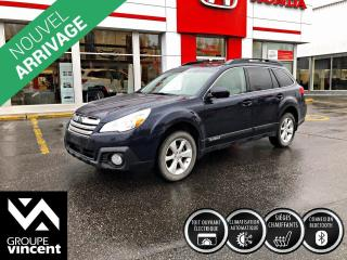 Used 2014 Subaru Outback 2.5i PREMIUM AWD ** GARANTIE 10 ANS ** Prêt à s'amuser dans la neige! for sale in Shawinigan, QC