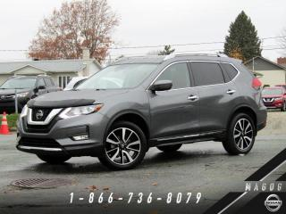 Used 2019 Nissan Rogue SL AWD + PLATINE RESERVE + PRO-PILOT! for sale in Magog, QC