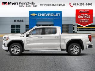 New 2021 GMC Sierra 1500 AT4 Premium Package  - Sunroof for sale in Kemptville, ON