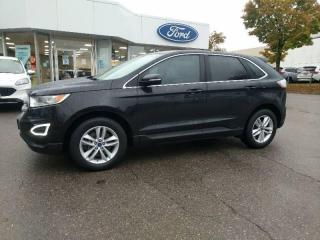 Used 2015 Ford Edge SEL for sale in Mississauga, ON