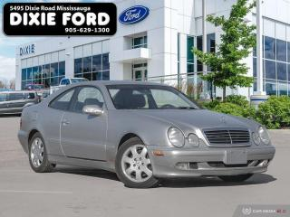 Used 2002 Mercedes-Benz CLK for sale in Mississauga, ON
