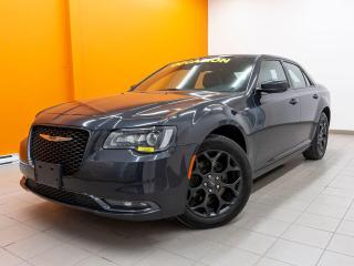 Used 2019 Chrysler 300 300S AWD CAMÉRA SIÈGES CHAUFF *SIÈGES CUIR SPORT* for sale in Mirabel, QC