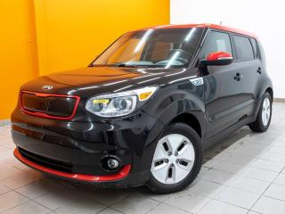 Used 2016 Kia Soul EV BLUETOOTH SIÈGES CHAUFF / VENTILÉS NAV *CUIR* for sale in Mirabel, QC