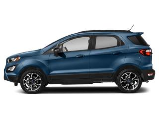 New 2020 Ford EcoSport SES for sale in Embrun, ON
