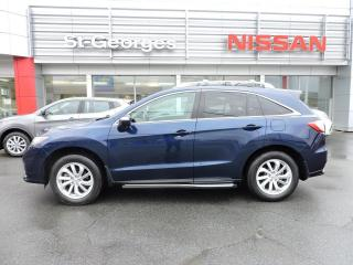 Used 2017 Acura RDX Ens.Technologie SH-AWD (DÉMAREUR, NAVI) for sale in St-Georges, QC