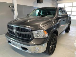 Used 2017 RAM 1500 **Outdoorsman**CREW**V6** for sale in Val-d'Or, QC