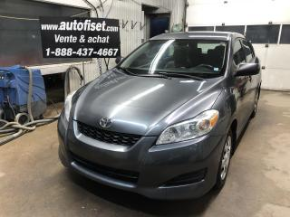 Used 2010 Toyota Matrix 4dr  hayon Auto FWD $46.08/semaine+taxes for sale in St-Raymond, QC