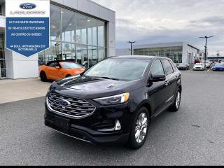 Used 2019 Ford Edge Titanium TI for sale in Victoriaville, QC