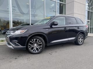 Used 2018 Mitsubishi Outlander SE AWC for sale in Ste-Agathe-des-Monts, QC