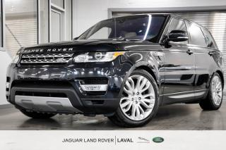 Used 2017 Land Rover Range Rover Sport V6 HSE AWD *NOUVELLE ARRIVÉE!* for sale in Laval, QC
