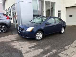 Used 2008 Nissan Sentra Berline 4 portes I4, CVT 2,0 for sale in Ste-Agathe-des-Monts, QC