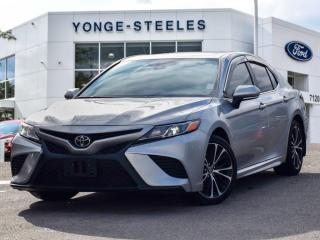 Used 2019 Toyota Camry LE for sale in Thornhill, ON