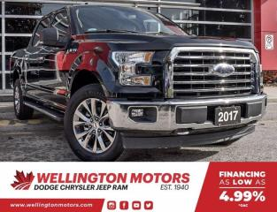 Used 2017 Ford F-150 XLT --> One Owner --> Leather !! for sale in Guelph, ON