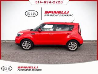 Used 2018 Kia Soul EX BAS KM for sale in Montréal, QC