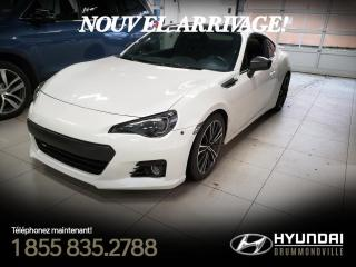 Used 2013 Subaru BRZ SPORT-TECH + GARANTIE + NAVI + CUIR + WO for sale in Drummondville, QC