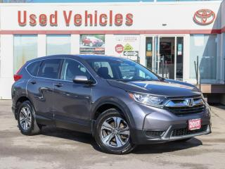 Used 2017 Honda CR-V LX | HEATED SEATS | ALLOYS | CAMERA | SINGLE OWNER for sale in North York, ON