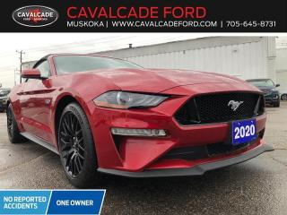 Used 2020 Ford Mustang GT Premium for sale in Bracebridge, ON