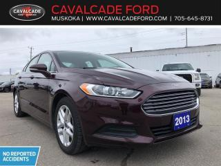 Used 2013 Ford Fusion SE for sale in Bracebridge, ON