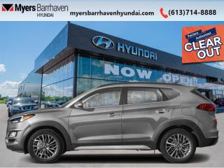New 2021 Hyundai Tucson 2.4L Ultimate AWD  - Navigation - $213 B/W for sale in Nepean, ON