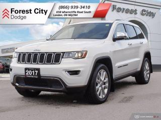Used 2017 Jeep Grand Cherokee Limited for sale in London, ON
