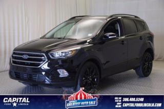 Used 2019 Ford Escape Titanium EcoBoost  4WD **New Arrival** for sale in Regina, SK