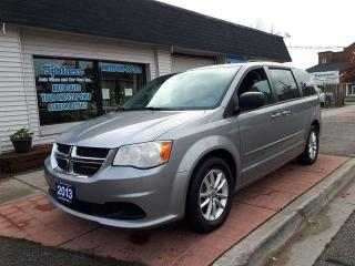 Used 2013 Dodge Grand Caravan SXT for sale in Whitby, ON