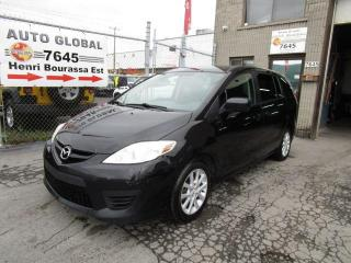 Used 2010 Mazda MAZDA5 Familiale 4 portes, boîte manuelle, GS for sale in Montréal, QC