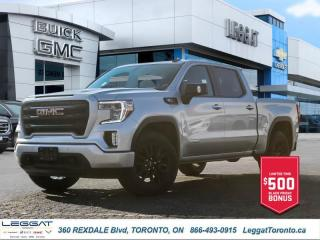New 2021 GMC Sierra 1500 Elevation  - Diesel Engine for sale in Etobicoke, ON