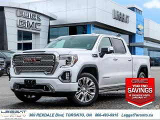 New 2021 GMC Sierra 1500 Denali  - Diesel Engine - Sunroof for sale in Etobicoke, ON
