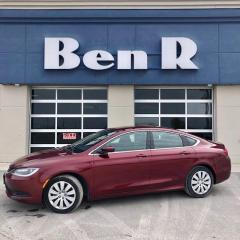 Used 2015 Chrysler 200 LX for sale in Steinbach, MB