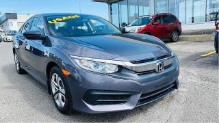 Used 2017 Honda Civic 4dr Man DX for sale in Lévis, QC