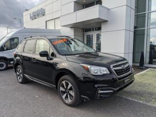 Used 2018 Subaru Forester TOURING for sale in Lévis, QC