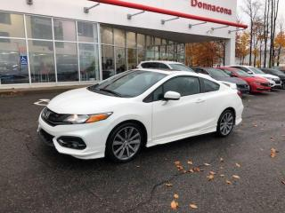 Used 2015 Honda Civic SI *GARANTIE 10 ANS / 200 000 KM* for sale in Donnacona, QC