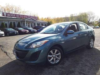 Used 2011 Mazda MAZDA3 GS for sale in Oshawa, ON