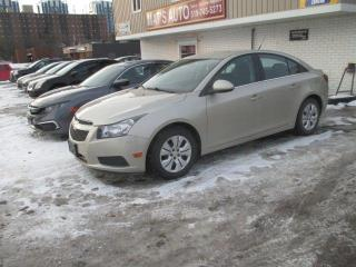Used 2014 Chevrolet Cruze 1LT for sale in Waterloo, ON