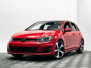 Used 2015 Volkswagen Golf GTI MANUEL PERFORMANCE TOIT OUVRANT CUIR TURBO for sale in Brossard, QC