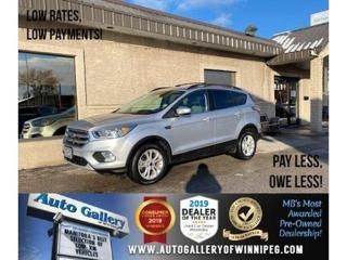Used 2017 Ford Escape SE* 4wd/Nav/Htd seats/B.tooth for sale in Winnipeg, MB
