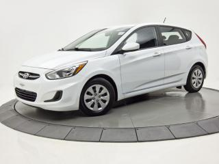 Used 2016 Hyundai Accent HATCHBACK GL A/C BLUETOOTH for sale in Brossard, QC