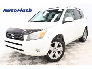 Used 2007 Toyota RAV4 SPORT AWD 3.6L *V6 *Clean for sale in St-Hubert, QC