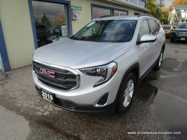 2019 GMC Terrain ALL-WHEEL DRIVE SLE EDITION 5 PASSENGER 1.4L - TURBO.. HEATED SEATS.. BACK-UP CAMERA.. BLUETOOTH SYSTEM.. KEYLESS ENTRY & START..