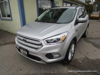 Used 2019 Ford Escape FOUR-WHEEL DRIVE SEL EDITION 5 PASSENGER 1.5L - ECO-BOOST.. NAVIGATION.. LEATHER.. HEATED SEATS.. PANORAMIC SUNROOF.. BACK-UP CAMERA.. BLUETOOTH.. for sale in Bradford, ON
