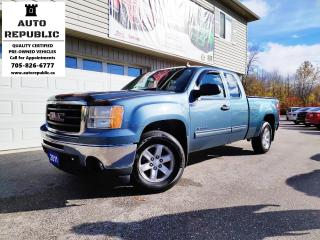 Used 2011 GMC Sierra 1500 SLE for sale in Orillia, ON