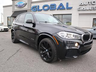 Used 2016 BMW X5 xDrive35d for sale in Ottawa, ON