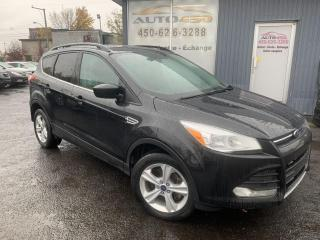 Used 2015 Ford Escape ***SE,AWD,BIEN ÉQUIPÉ,A/C,MAGS*** for sale in Longueuil, QC